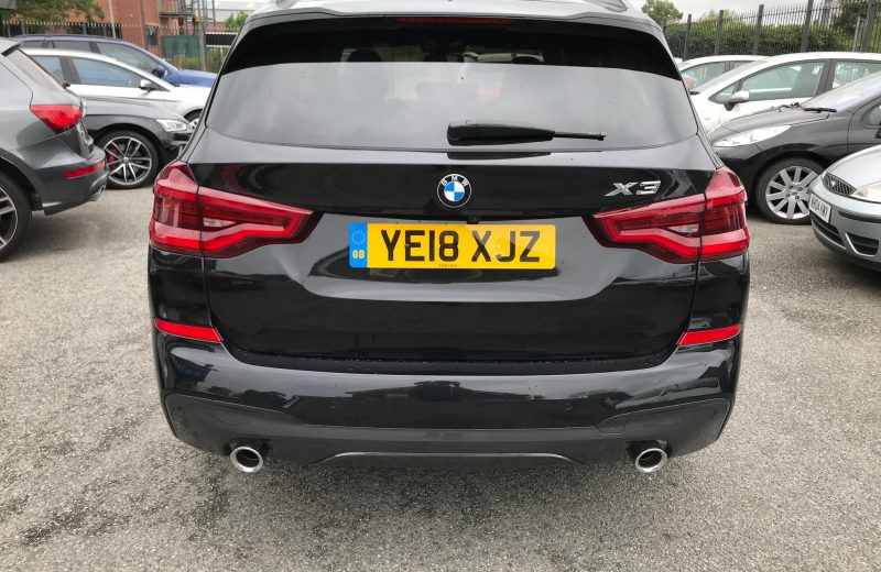 BMW X3 DIESEL ESTATE xDrive20d M Sport 5dr Step Auto Car Leasing Best Offers