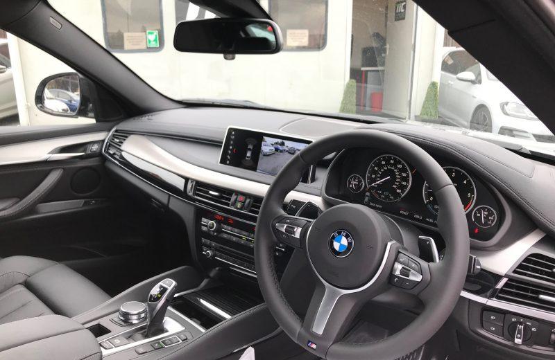 BMW X3 DIESEL ESTATE xDrive20d M Sport 5dr Step Auto Car Leasing Interior