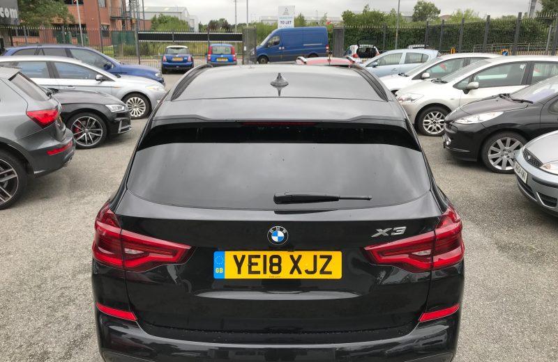 BMW X3 DIESEL ESTATE xDrive20d M Sport 5dr Step Auto Car Leasing Options