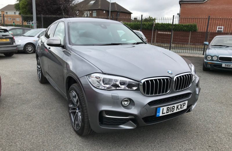 BMW X6 Diesel Estate xDrive M50d 5dr Auto Car Leasing Best Deals