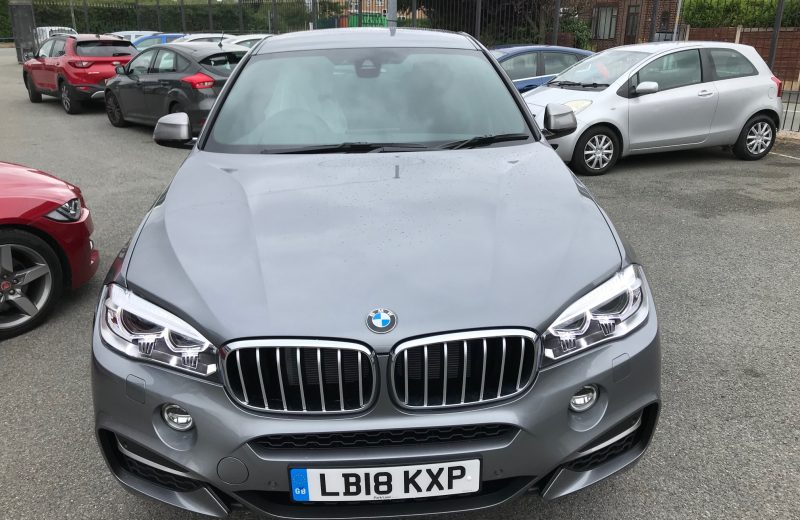 BMW X6 Diesel Estate xDrive M50d 5dr Auto Car Leasing Best Offers