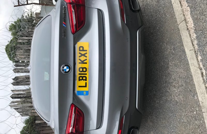 BMW X6 Diesel Estate xDrive M50d 5dr Auto Car Leasing Luxury