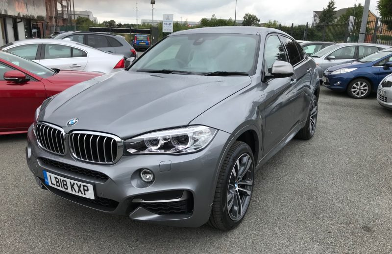 BMW X6 Diesel Estate xDrive M50d 5dr Auto Car Leasing Options