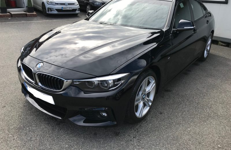In Review; BMW 420i M Sport Gran Coupe 5dr Professional ...