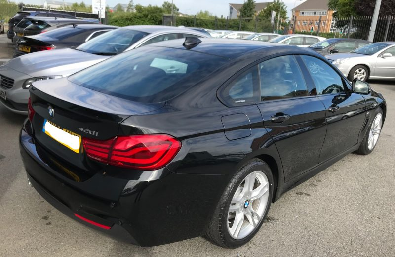 BMW 4 Series Gran Coupe 420i M Sport 5 door [Professional Media] Manual Car Leasing Best Offers