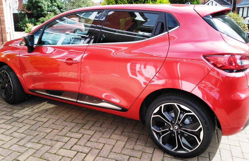 Renault Clio Hatchback 0.9 TCE 90 Iconic 5 Door (Petrol Manual) Car Leasing