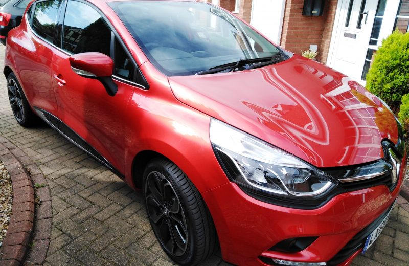 Renault Clio Hatchback 0.9 TCE 90 Iconic 5 Door (Petrol Manual) Car Leasing Select Options