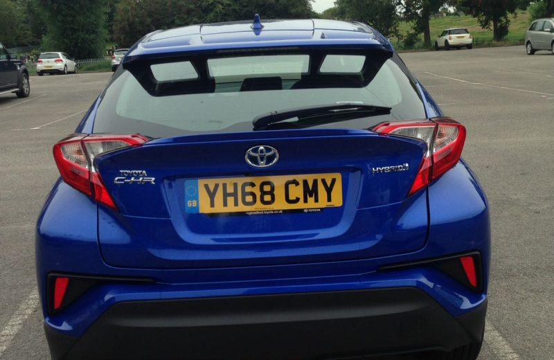 Toyota C-HR HATCHBACK 1.8 Hybrid Icon 5 door CVT Car Leasing Best Deals