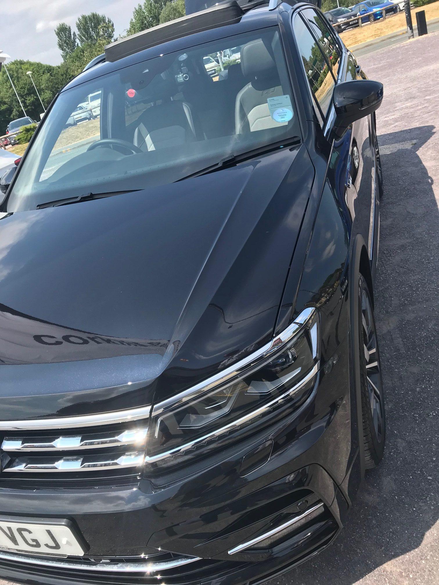 Volkswagen TIGUAN ALLSPACE DIESEL ESTATE 2.0 TDi R Line 5dr DSG Car Leasing (7 seat)Information