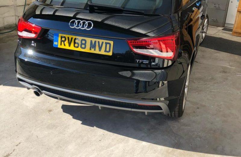 Audi A1 Hatchback 1.0 TFSi S Line Nav 3dr S-Tronic (Auto) Car Leasing Best Deals