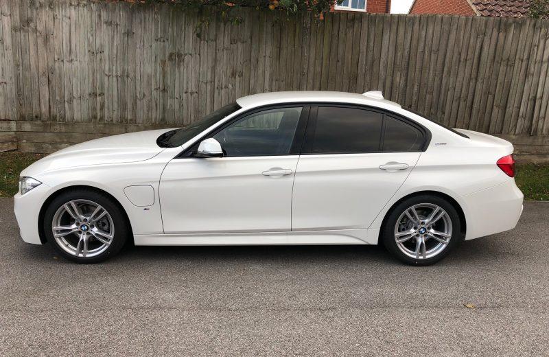 BMW 3 Series Saloon 330e M Sport 4 Door Step Auto (Phev) Car Leasing Best Deals