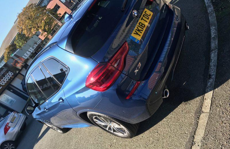BMW X3 DIESEL ESTATE xDrive20d M Sport 5dr Step [Auto] Car Leasing Select Options