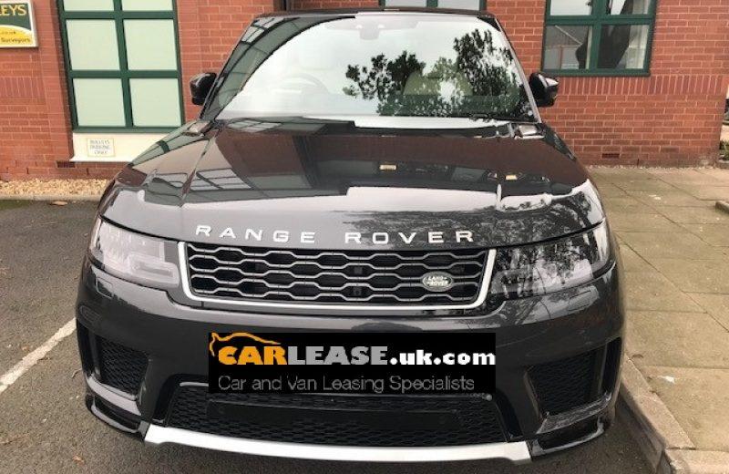 Land Rover RANGE ROVER SPORT DIESEL ESTATE 3.0 SDV6 HSE 5dr Auto Car Leasing