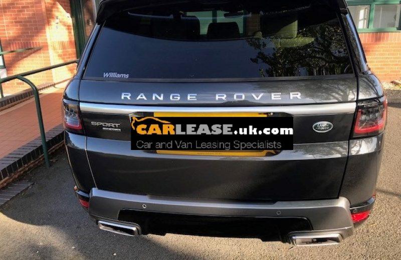 Land Rover RANGE ROVER SPORT DIESEL ESTATE 3.0 SDV6 HSE 5dr Auto Car Leasing Best Offers