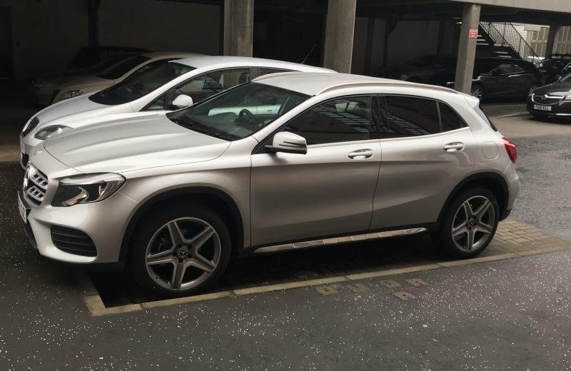 Mercedes-Benz GLA CLASS DIESEL HATCHBACK GLA 200d AMG Line 5dr [Auto] Car Leasing Best Deals