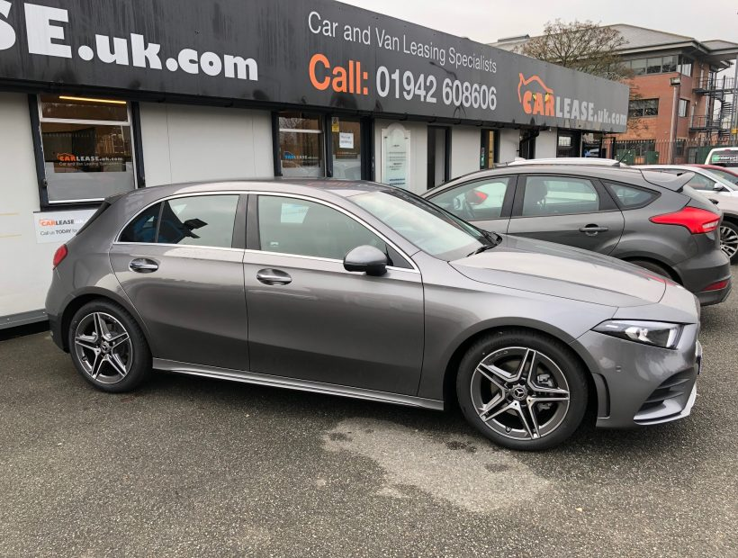 In Review; Mercedes A200 AMG Line Premium 5dr Auto (Petrol) - CarLease UK