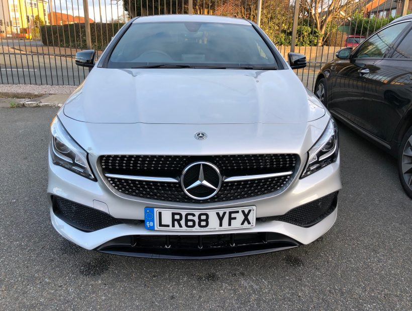 In Review; Mercedes CLA 220d AMG Line Night Edition 4dr ...