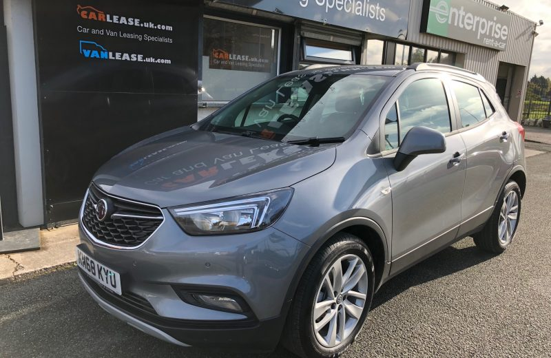 In Review Vauxhall Mokka X 1 4t Design Nav 5 Door Auto
