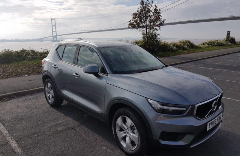 In Review Volvo Xc40 1 5 T3 Momentum 5dr Petrol Manual