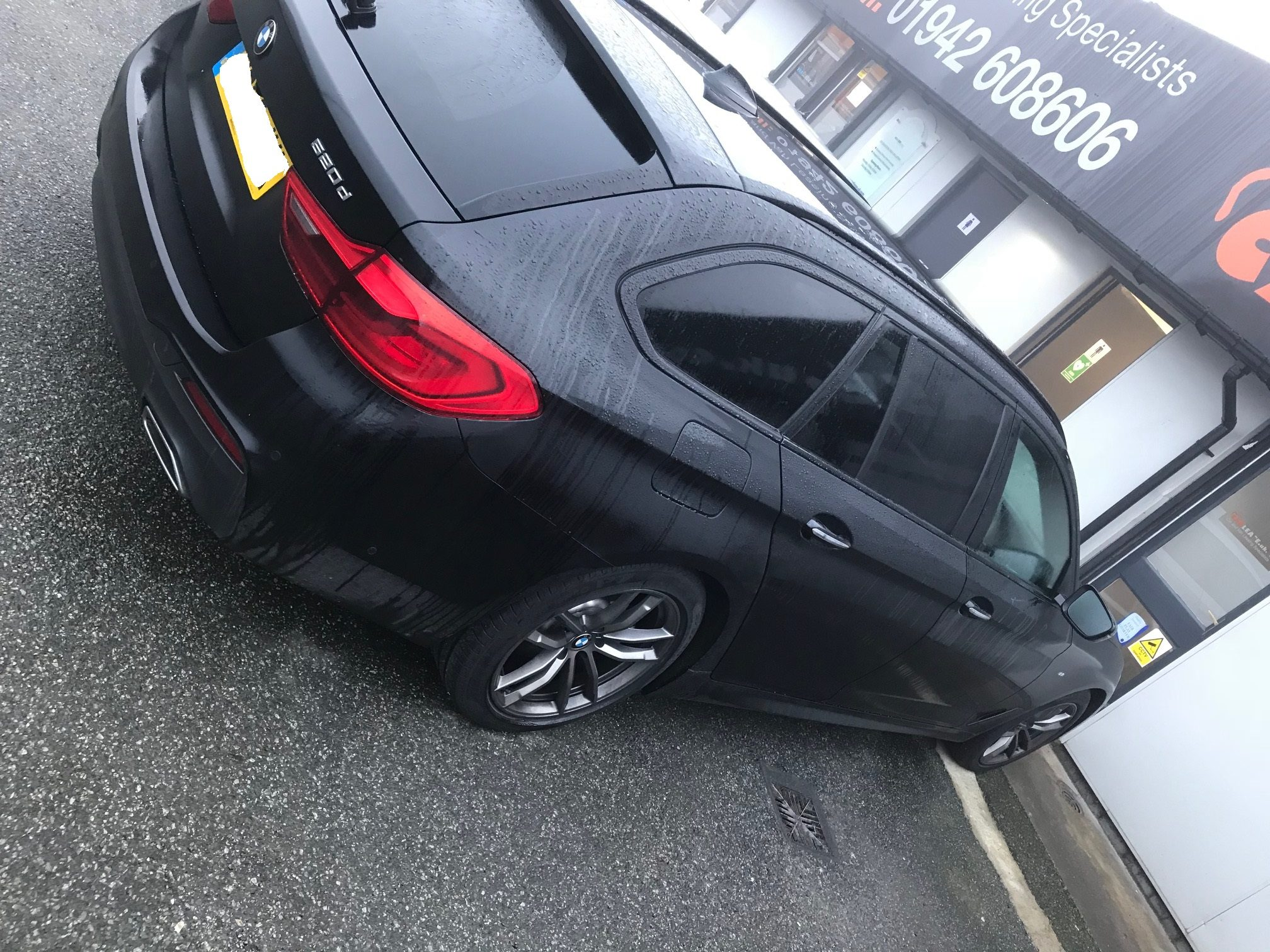 BMW 5 SERIES DIESEL TOURING 520d M Sport 5dr Auto Car Leasing Information