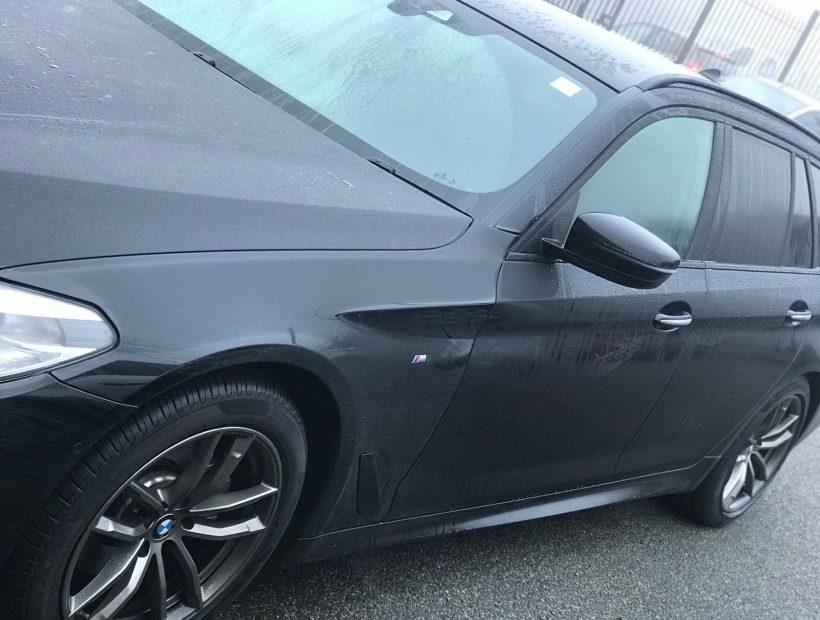 BMW 5 SERIES DIESEL TOURING 520d M Sport 5dr Auto Car Leasing Luxury