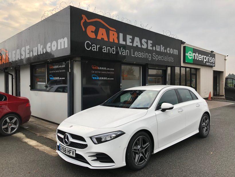 Merc A Class Hatchback A200 AMG Line Premium 5 Door Auto Car Leasing Best Deals