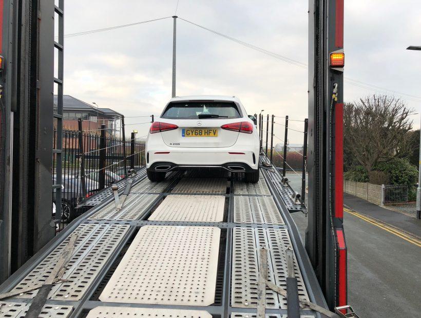 Merc A Class Hatchback A200 AMG Line Premium 5 Door Auto Car Leasing Best Offers
