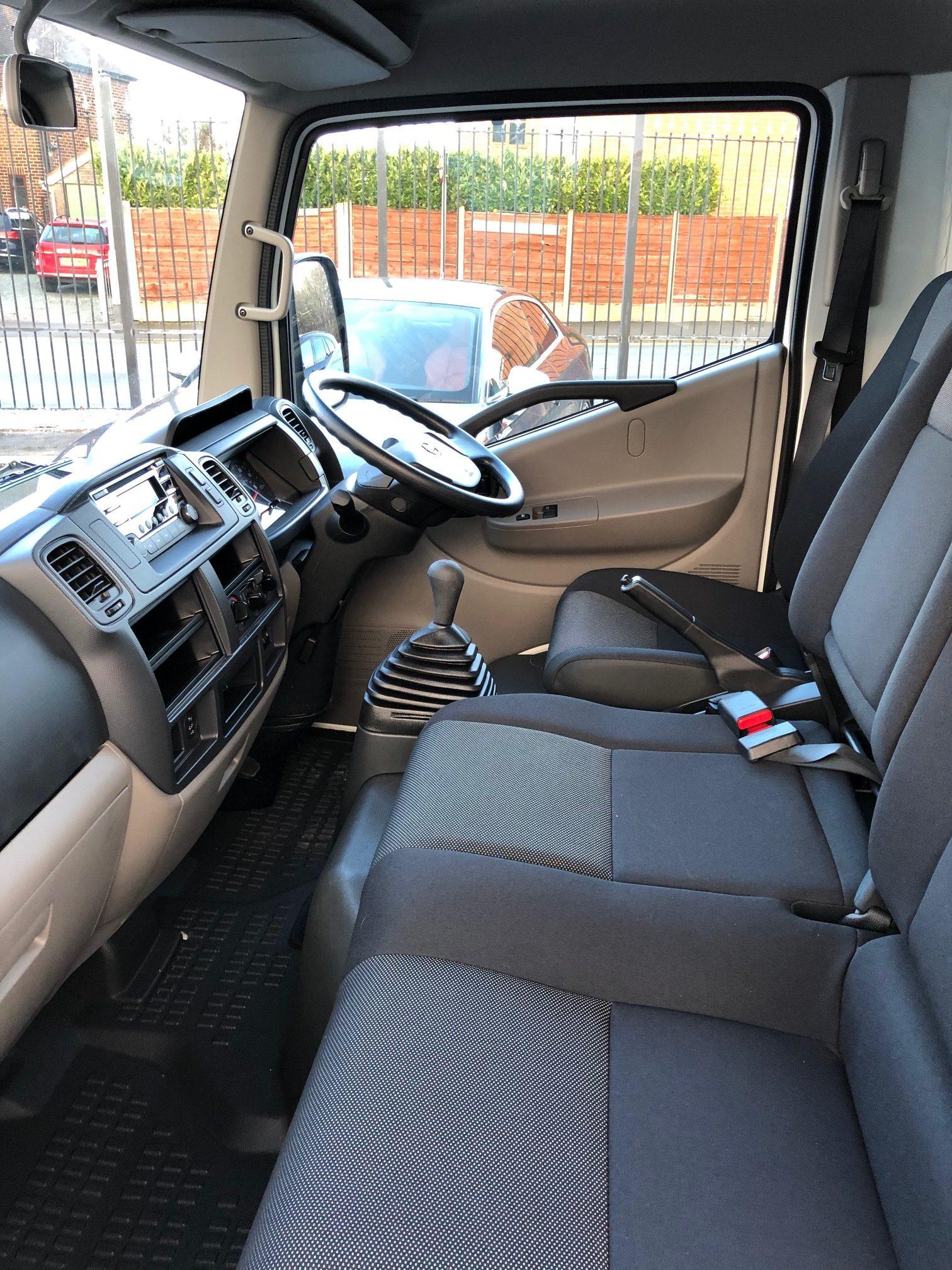 Nissan NT400 CABSTAR SWB DIESEL 34.13 dCi Dropside (Manual) Van Leasing Select Options