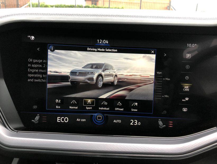 Volkswagen TOUAREG DIESEL ESTATE 3.0 V6 TDI 4Motion R Line Tech 5dr Tip Auto Car Leasing UK
