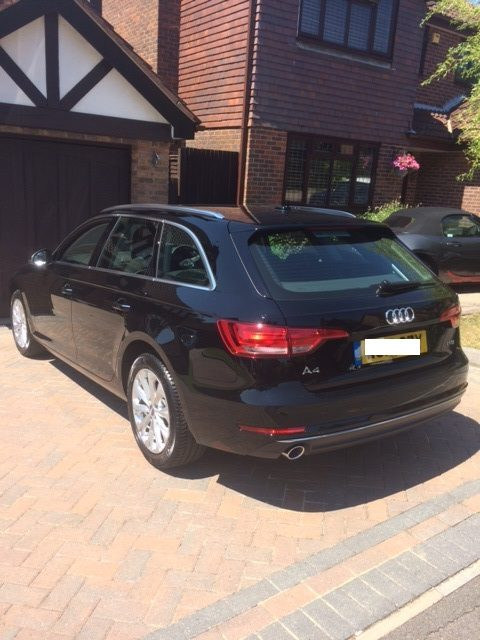 Audi A4 Avant 1.4T Petrol FSI SE 5 door Car Leasing Best Deals