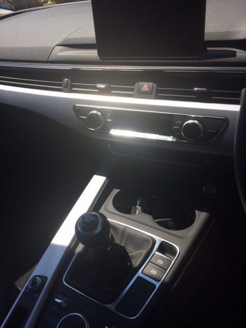 Audi A4 Avant 1.4T Petrol FSI SE 5 door Car Leasing Interior