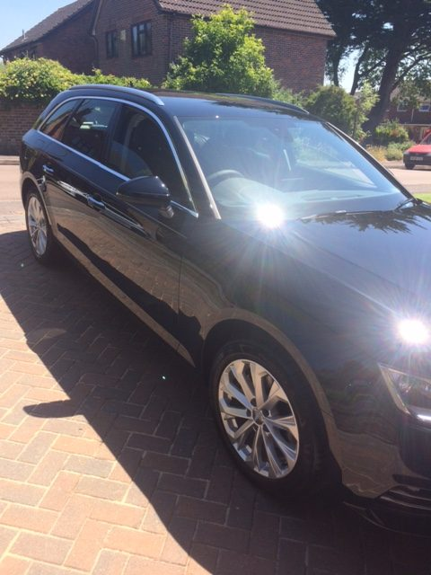 Audi A4 Avant 1.4T Petrol FSI SE 5 door Car Leasing