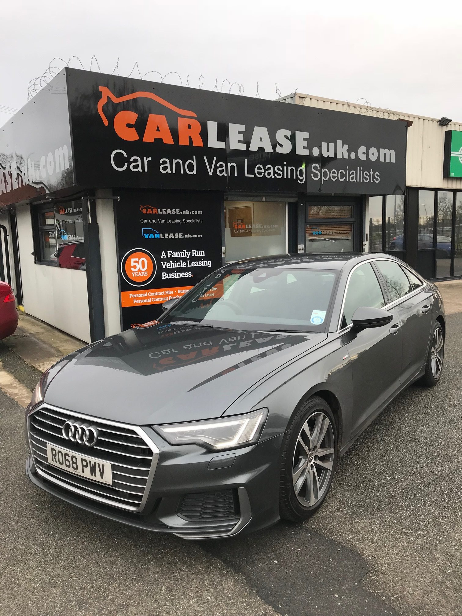 Audi A6 DIESEL SALOON 40 TDI S Line 4dr S Tronic [Tech Pack] Car Leasing Luxury