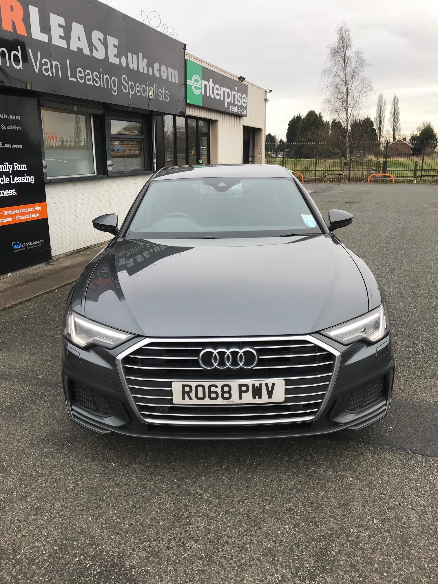 Audi A6 DIESEL SALOON 40 TDI S Line 4dr S Tronic [Tech Pack] Car Leasing Select Options