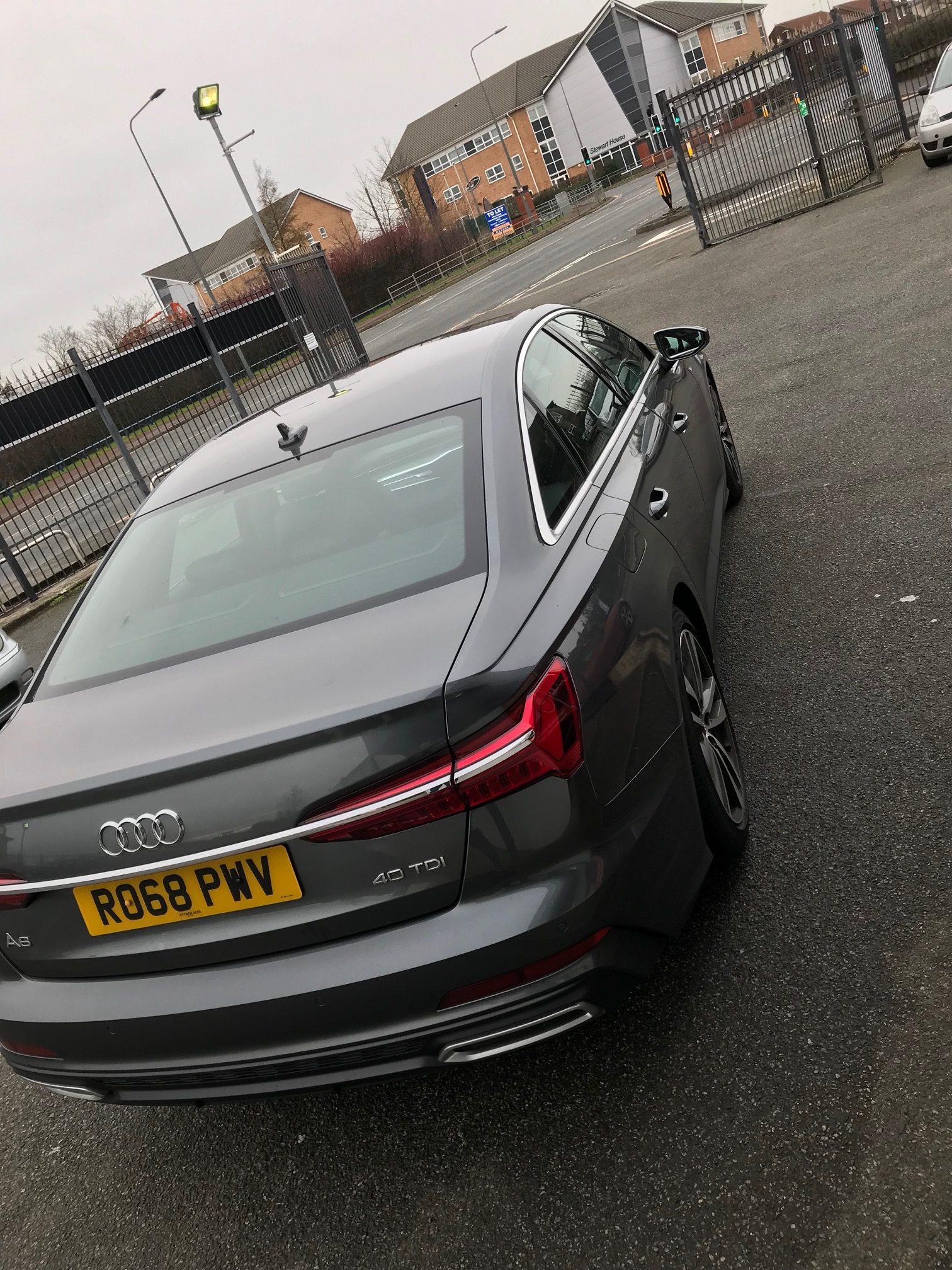 Audi A6 DIESEL SALOON 40 TDI S Line 4dr S Tronic [Tech Pack] Car Leasing
