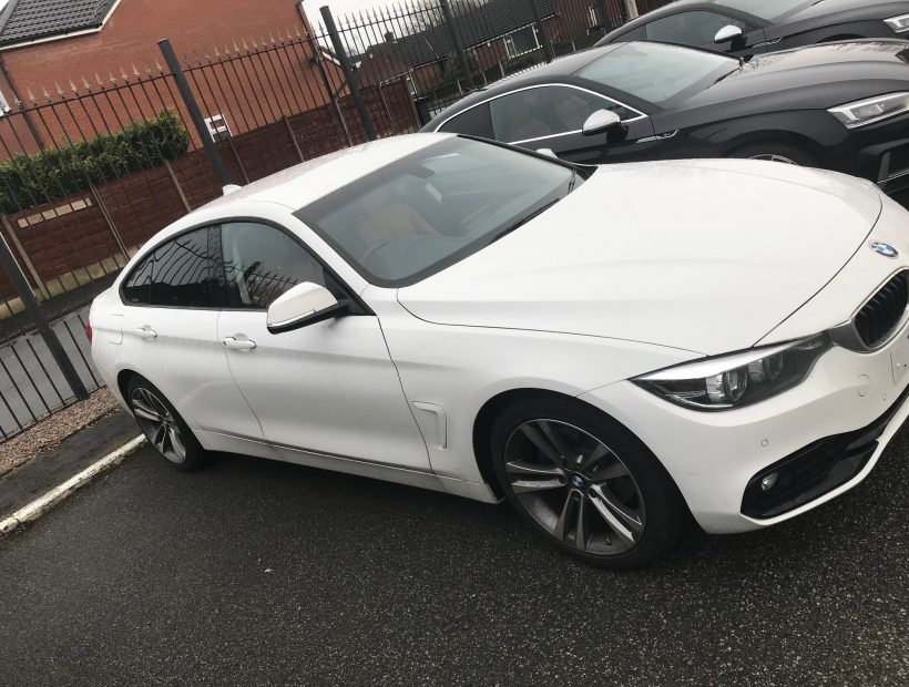 BMW 4 Series Diesel Coupe 420d [190] Sport 2dr Auto [Business Media] Car Leasing Information
