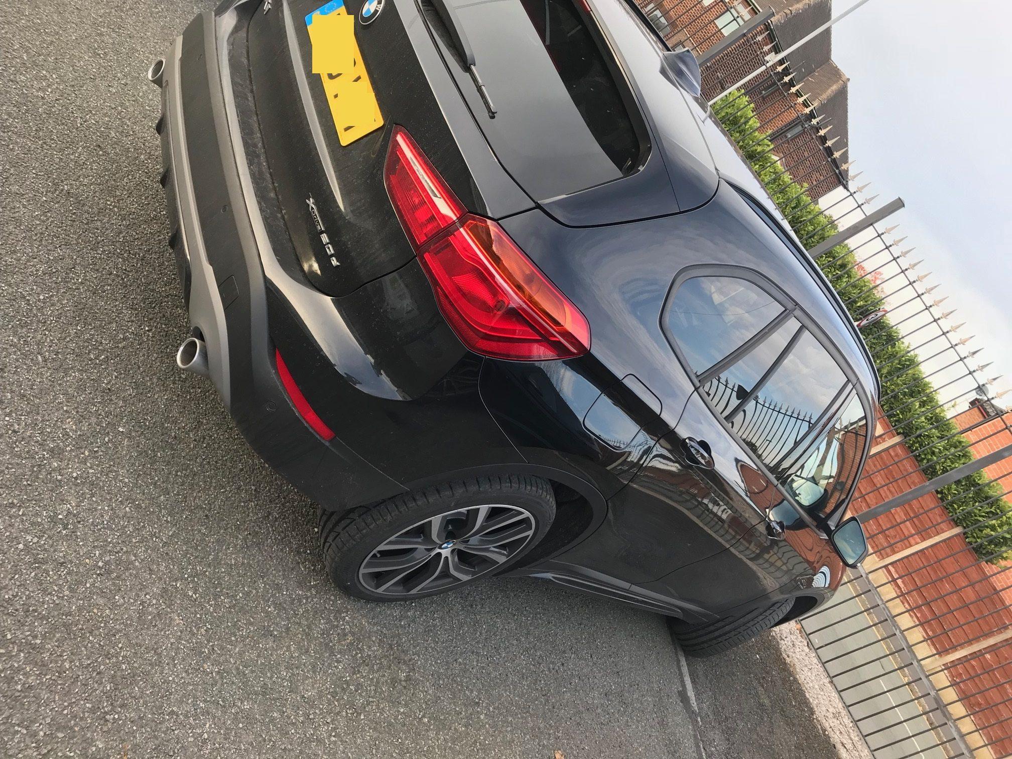 BMW X1 DIESEL ESTATE xDrive 20d Sport 5dr Step Auto Car Leasing UK