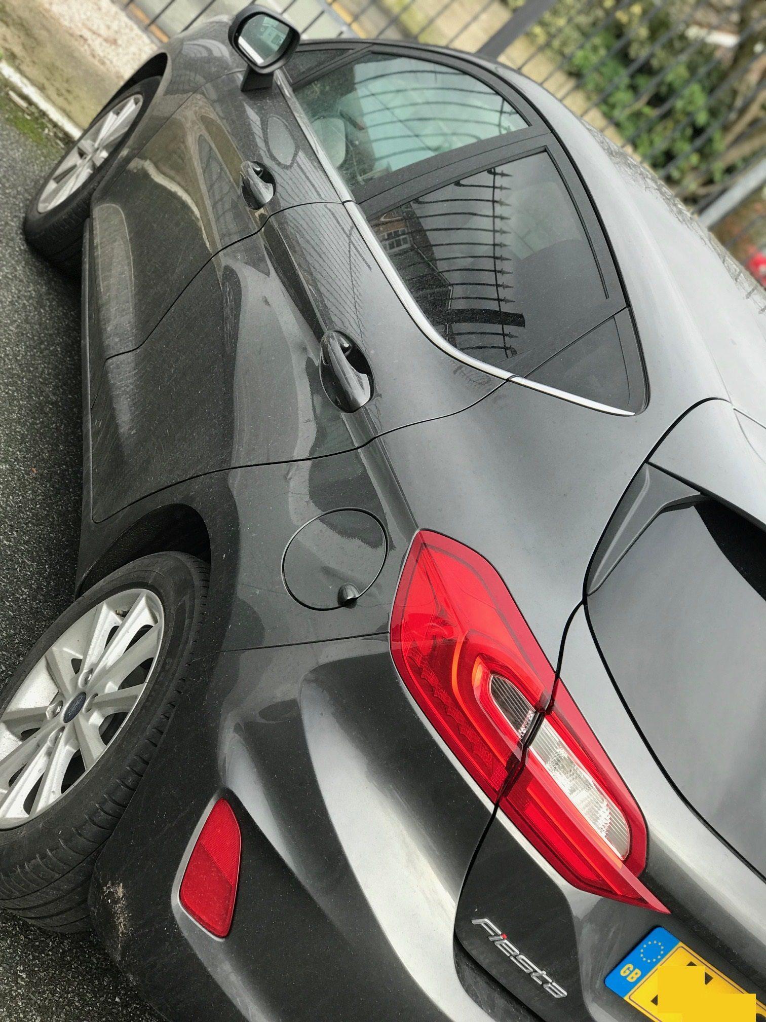 Ford FIESTA HATCHBACK 1.0 EcoBoost Titanium 5dr Car Leasing Information