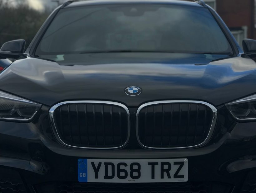 BMW X1 DIESEL ESTATE xDrive 20d M Sport 5dr Step Auto Car Leasing