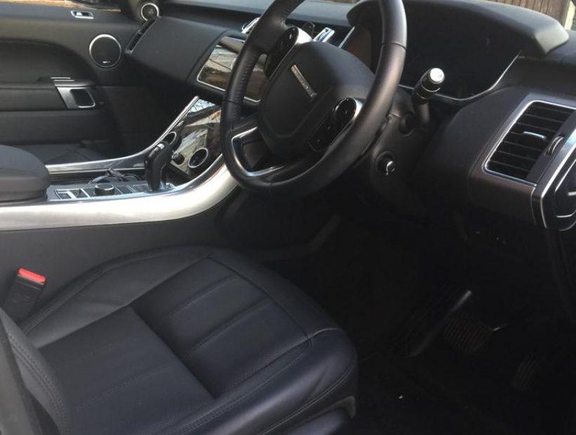 Rover Range Rover Sport Diesel Estate 3.0 SDV6 HSE 5 Door Auto Car Leasing Best Offers