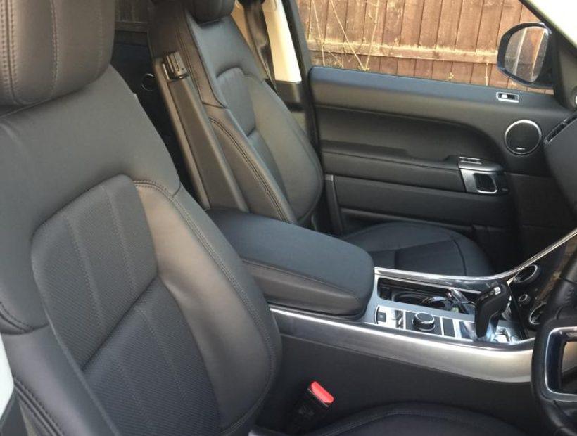 Rover Range Rover Sport Diesel Estate 3.0 SDV6 HSE 5 Door Auto Car Leasing Interior