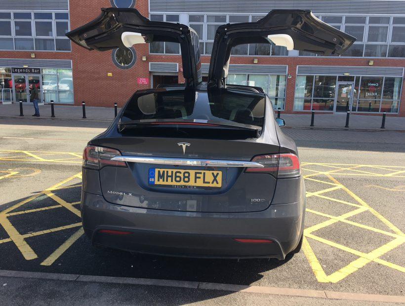 Tesla MODEL X HATCHBACK 449kW 100kWh Dual Motor 5dr Auto Car Leasing Best Deals