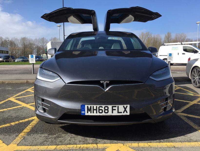Tesla MODEL X HATCHBACK 449kW 100kWh Dual Motor 5dr Auto Car Leasing Best Offers