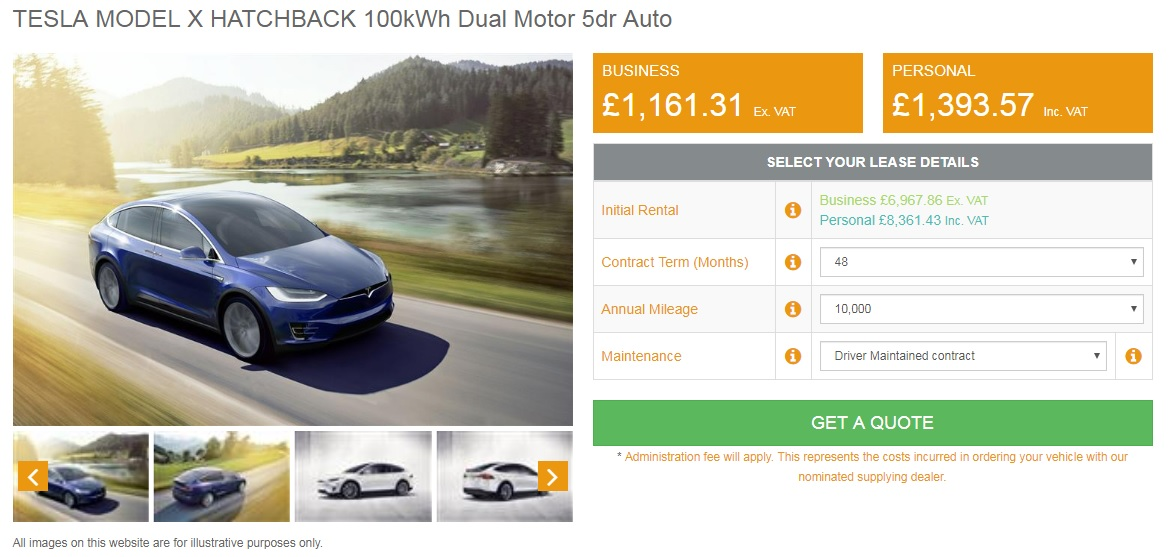 In Review; Tesla Model X 449kW 100kWh Dual Motor 5dr (Auto ...