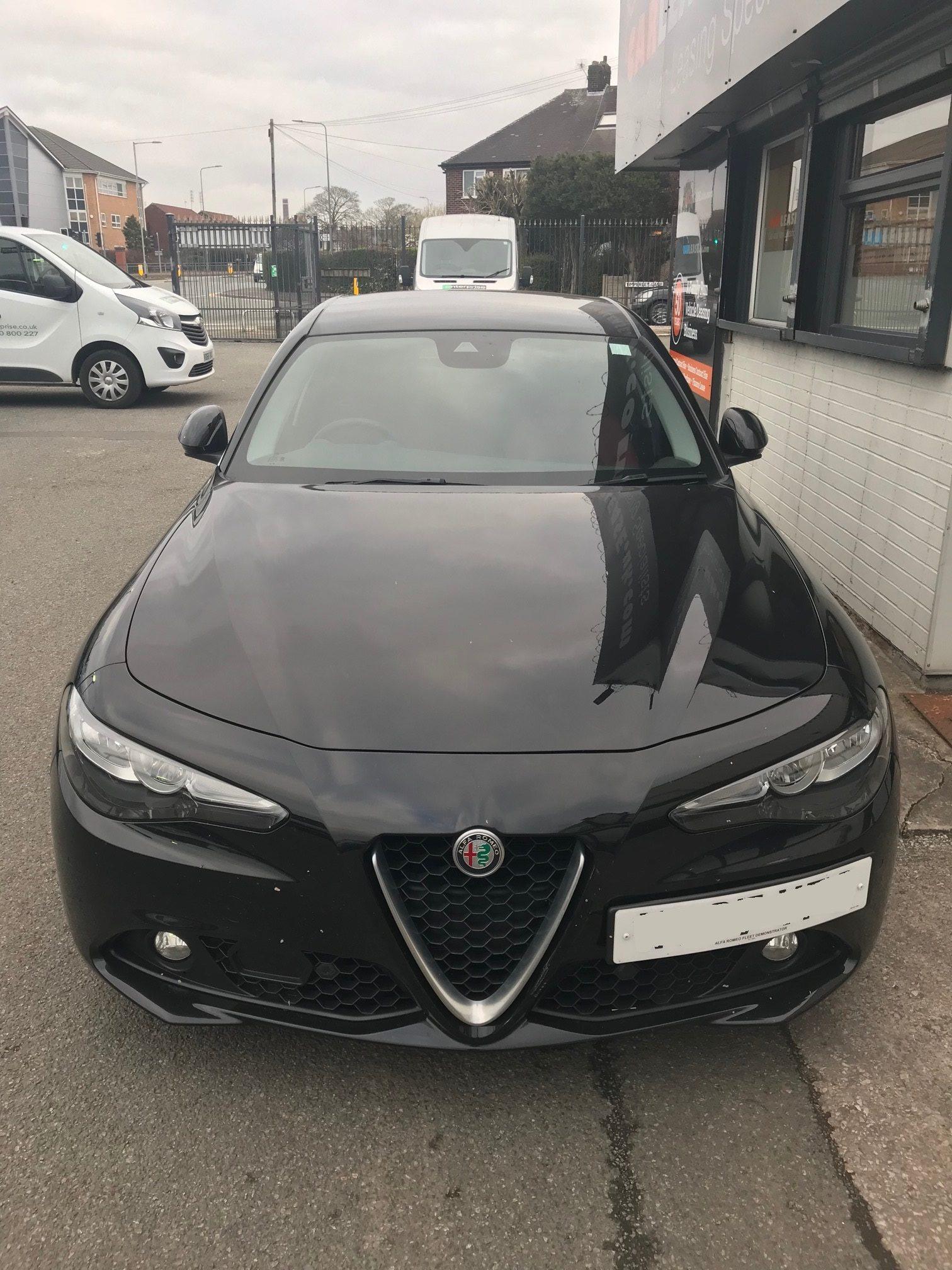 Alfa Romeo GIULIA DIESEL SALOON 2.2 JTDM-2 180 Tecnica 4dr Auto Car Leasing Best Offers