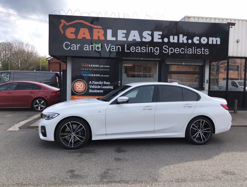 BMW 3 SERIES DIESEL SALOON 320d xDrive M Sport 4dr Step Auto Car Leasing Best Offers