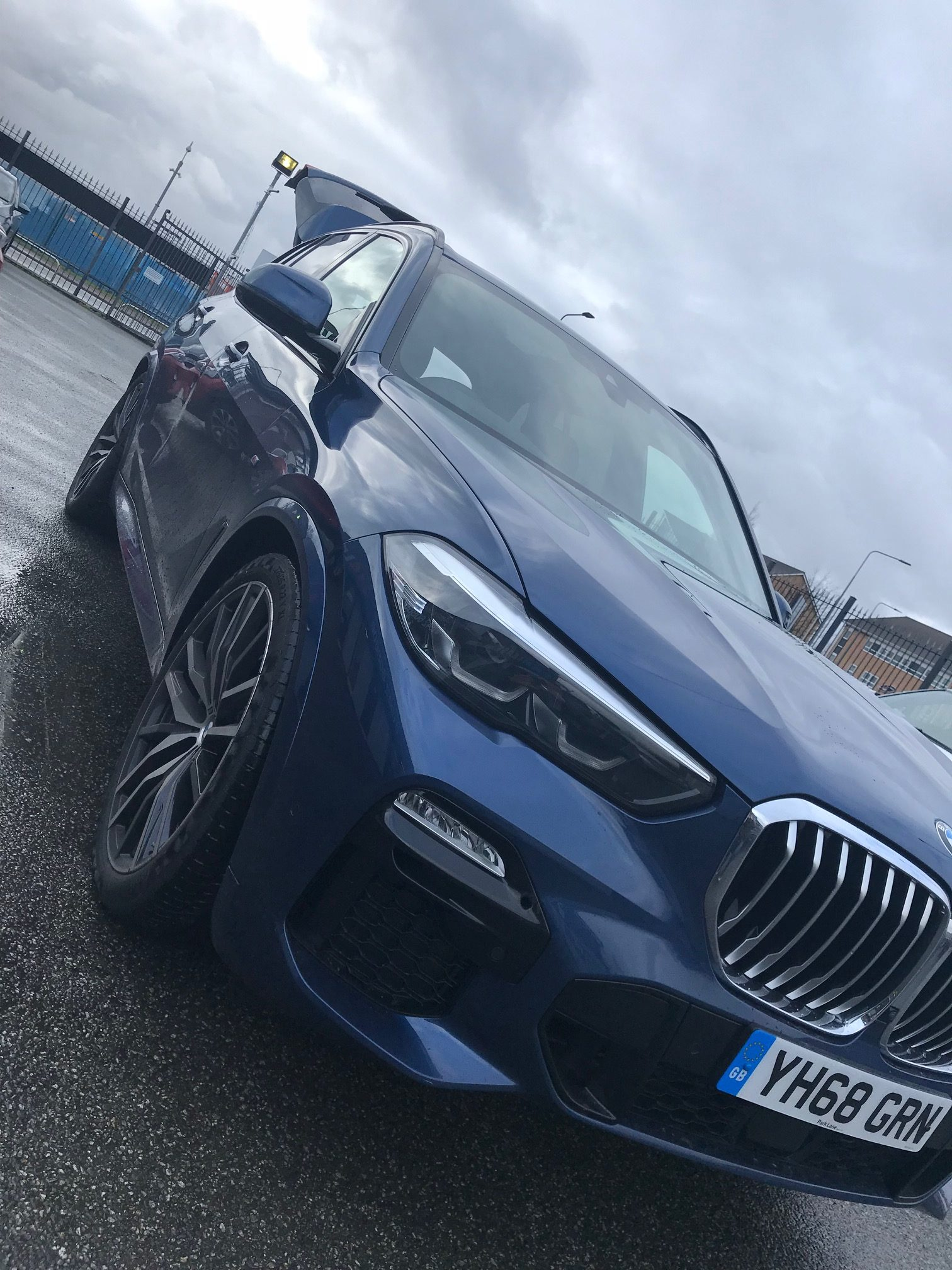 BMW X5 DIESEL ESTATE xDrive30d M Sport 5dr Auto Car Leasing Luxury
