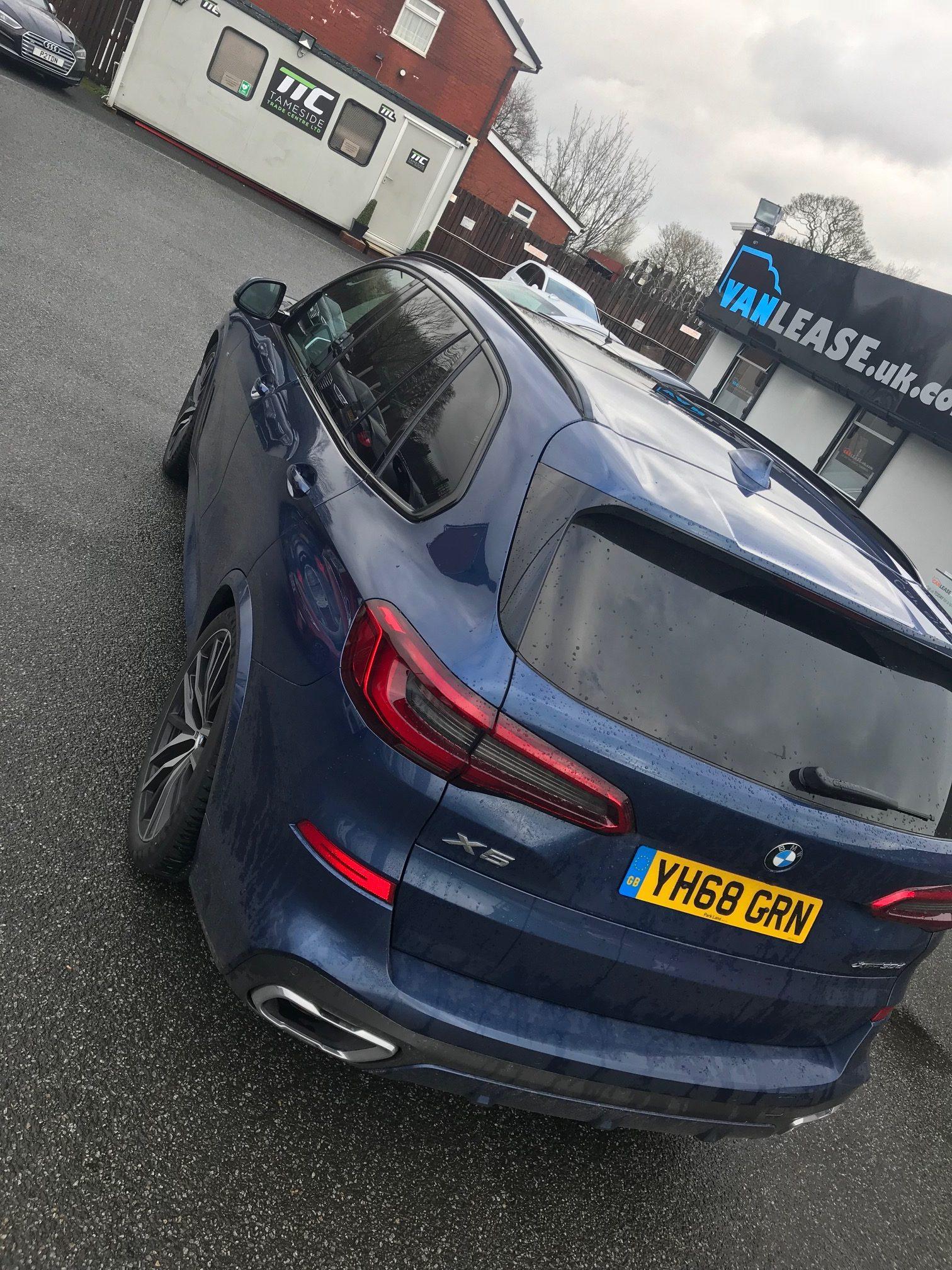 BMW X5 DIESEL ESTATE xDrive30d M Sport 5dr Auto Car Leasing Manchester