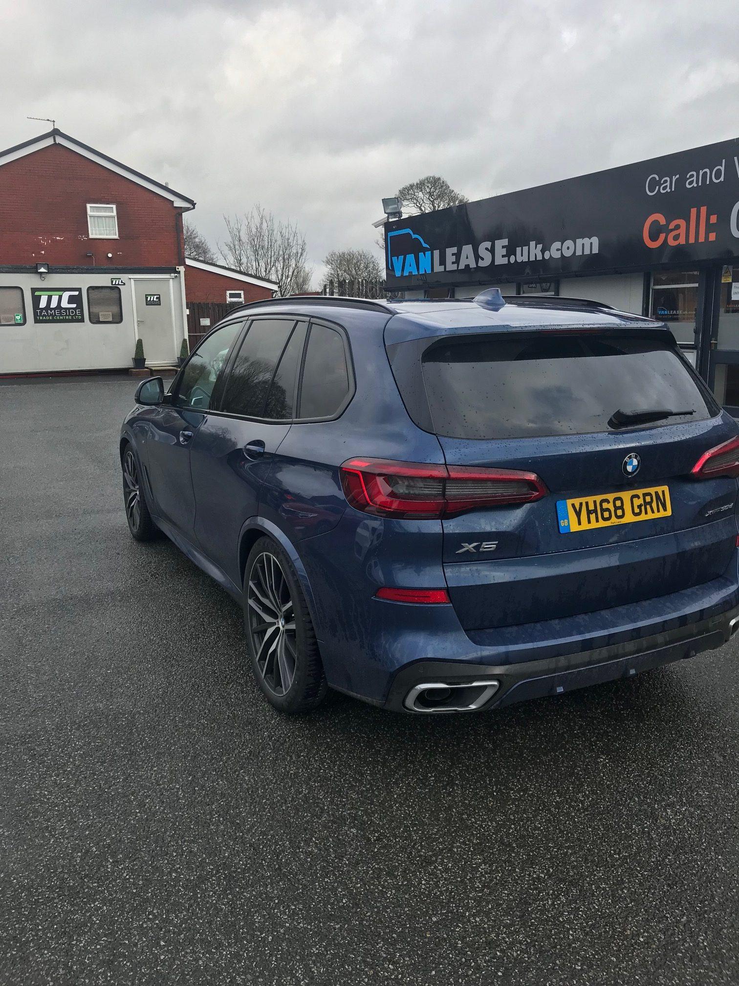 BMW X5 DIESEL ESTATE xDrive30d M Sport 5dr Auto Car Leasing Select Options