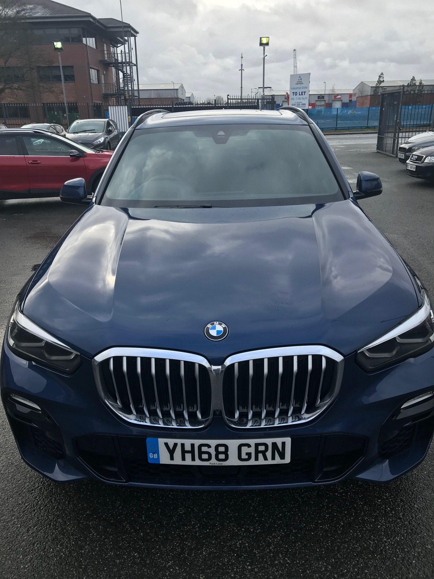 BMW X5 DIESEL ESTATE xDrive30d M Sport 5dr Auto Car Leasing